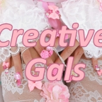 ✩#34 Creative Gals Part 3✩