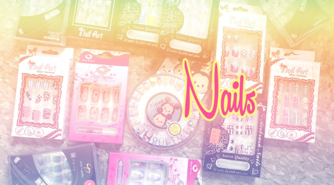 ✩#149 – Gal Nails: My Collection✩