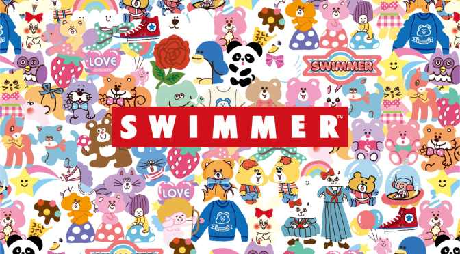 ✩#154 SWIMMER is Coming Back!✩